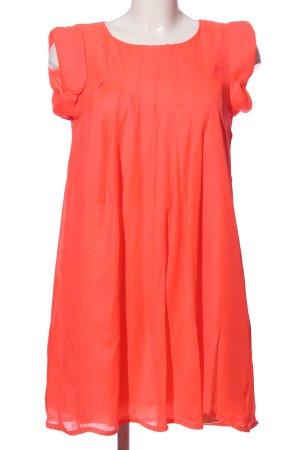 Vero Moda Abito baby-doll arancione chiaro stile casual