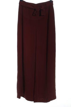 Vero Moda Baggy broek rood casual uitstraling