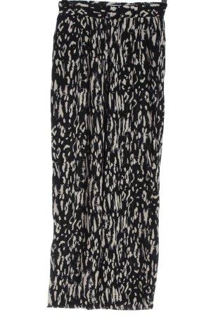 Vero Moda Baggy Pants abstraktes Muster Casual-Look