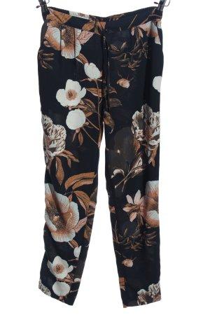 Vero Moda Baggy Pants Allover-Druck Business-Look