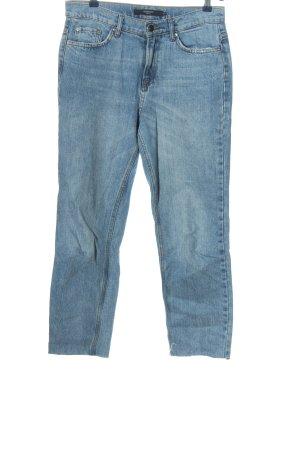 Vero Moda Baggyjeans blau Casual-Look