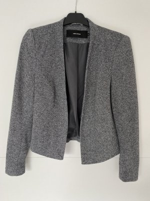 Vero Moda Jersey Blazer dark grey
