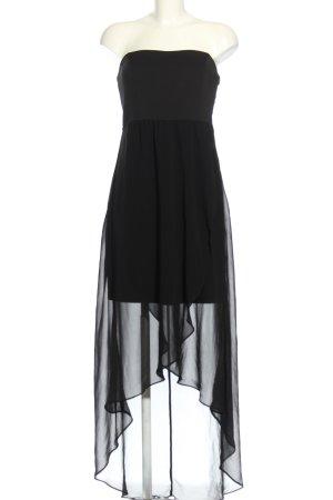 Vero Moda Bandeaukleid schwarz Elegant