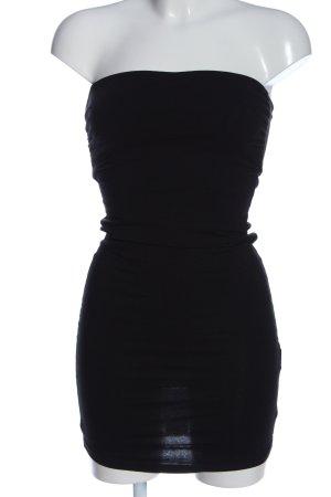 Vero Moda Bandeaujurk zwart elegant