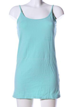 Vero Moda Basic Top turquoise casual look
