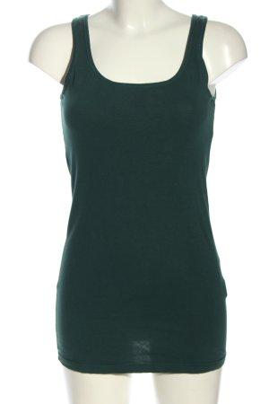 Vero Moda Basic topje groen casual uitstraling
