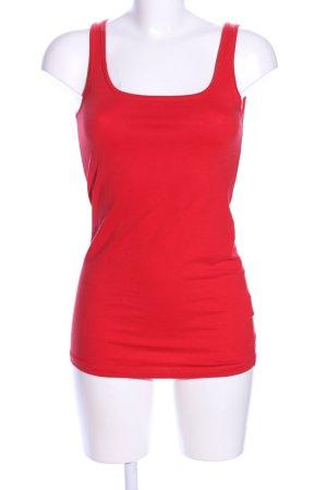 Vero Moda Basic Top rot Casual-Look