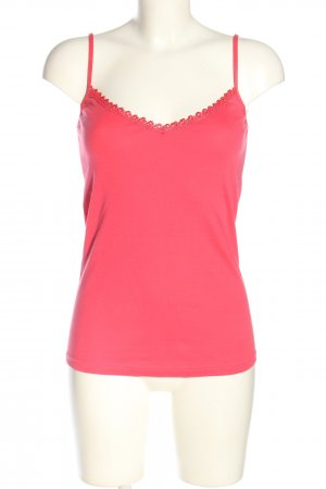Vero Moda Basic Top pink Casual-Look