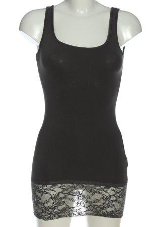Vero Moda Basic topje zwart casual uitstraling