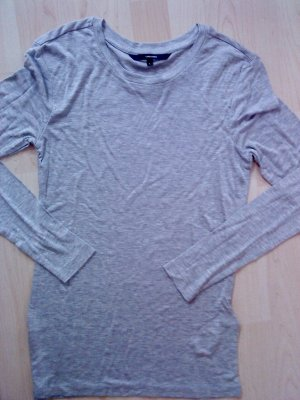 Vero moda Basicshirt grau L