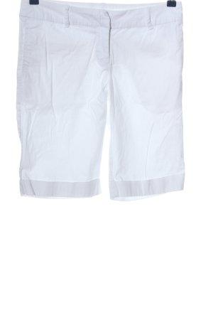Vero Moda Bermuda wit casual uitstraling