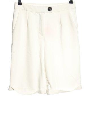 Vero Moda Bermuda bianco sporco stile casual