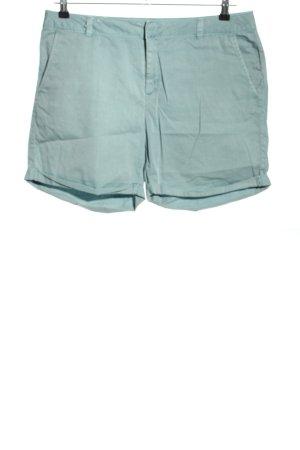 Vero Moda Hot Pants türkis Casual-Look