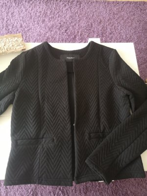 Vero Moda Blazer in jersey nero