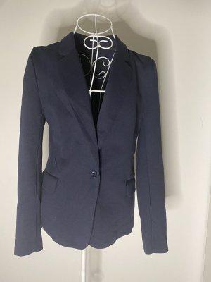 Vero Moda Klassischer Blazer blu scuro