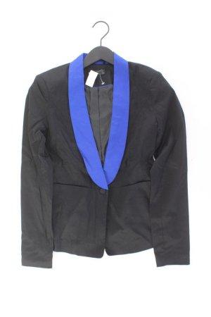 Vero Moda Blazer Größe 36 schwarz aus Baumwolle