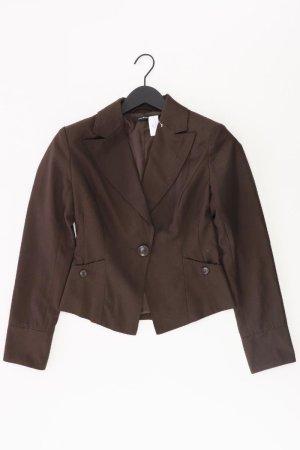 Vero Moda Blazer Größe 38 braun aus Polyester