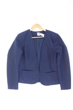 Vero Moda Blazer Größe 42 blau aus Polyester