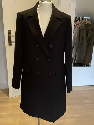 Vero Moda Krótki płaszcz czarny