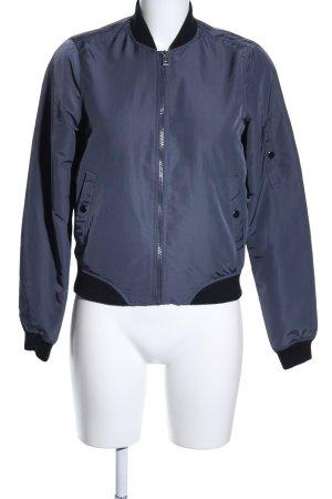 Vero Moda Blouson blu-nero stile casual