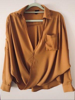 Vero Moda Blouse oversized bronze