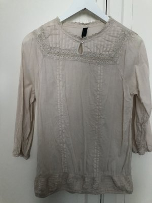 Vero Moda Lace Blouse natural white-cream