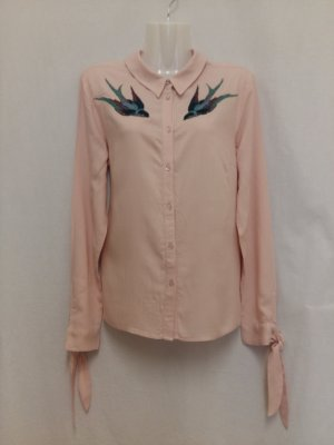 Vero Moda Bluse Gr. M Peach Whip