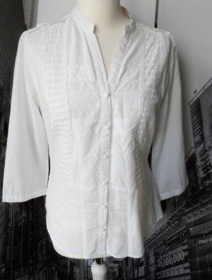 Vero Moda Bluse Gr. M Weiß wenig getragen