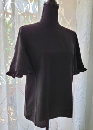 Vero Moda Blouse Shirt black polyester
