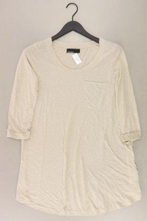 Vero Moda Bluse Größe L 3/4 Ärmel braun aus Viskose