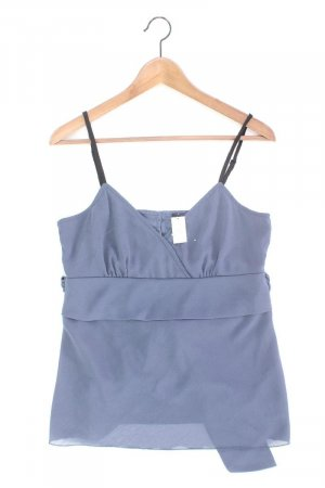Vero Moda Bluse Größe L Träger blau