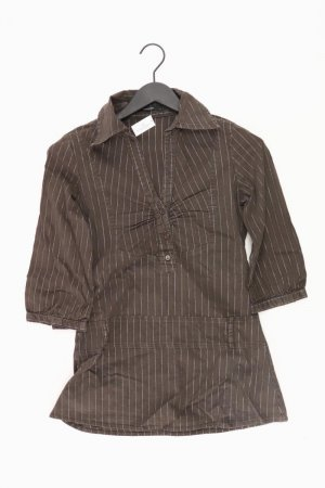 Vero Moda Bluse Größe M 3/4 Ärmel braun