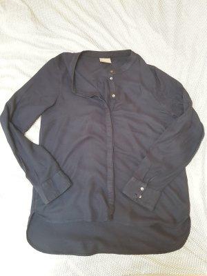 Vero Moda Blusa de manga larga azul oscuro