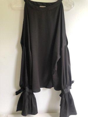 Vero Moda Bluzka z długim rękawem czarny