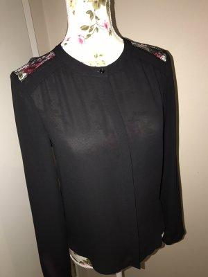 Vero Moda Bluse mit spitze an den Schultern gr.XS