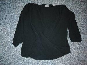 Vero Moda Bluse schwarz dreiviertel Arm XS