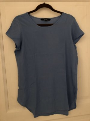 Vero Moda Bluse T-Shirt blau Gr. XS