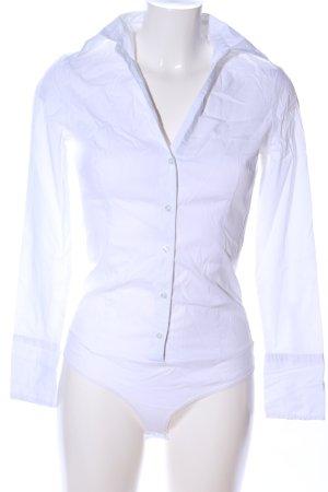 Vero Moda Bodysuit Blouse white business style
