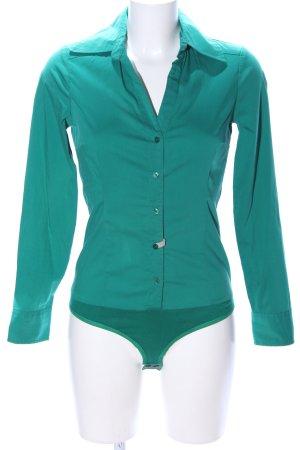 Vero Moda Blusen-Body grün Casual-Look