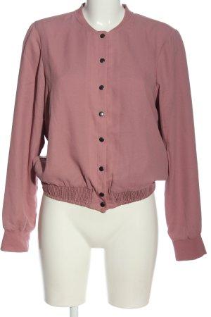 Vero Moda Blusenjacke pink Casual-Look