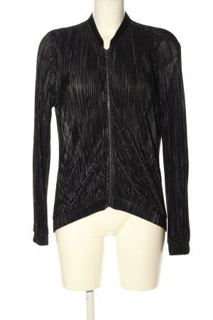 Vero Moda Chaqueta tipo blusa negro look casual