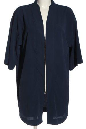 Vero Moda Blusenjacke blau Casual-Look