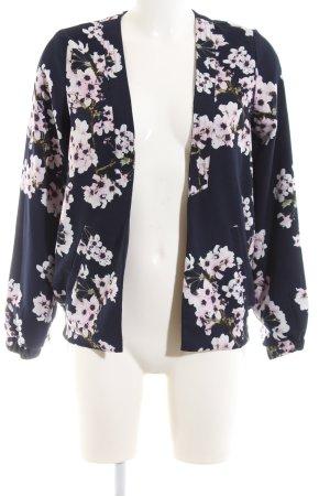 Vero Moda Blusenjacke Blumenmuster Casual-Look