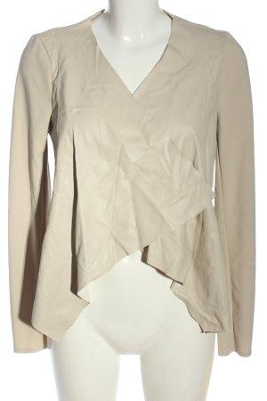 Vero Moda Blusenjacke wollweiß Casual-Look