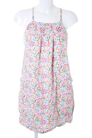 Vero Moda Blusenkleid Blumenmuster Casual-Look