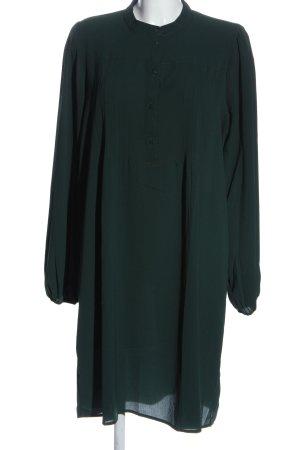 Vero Moda Blusenkleid grün Casual-Look