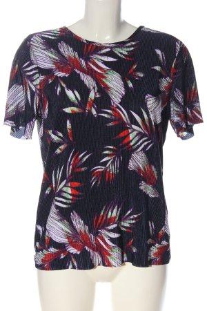 Vero Moda T-Shirt Blumenmuster Casual-Look