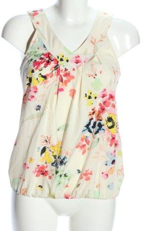 Vero Moda Blusentop Blumenmuster Casual-Look