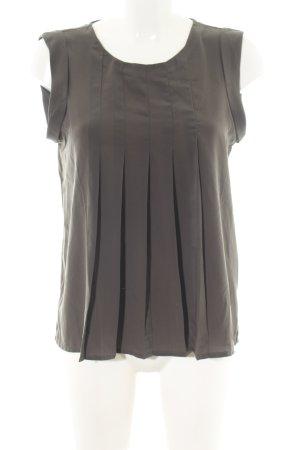 Vero Moda Blusentop bronzefarben Casual-Look