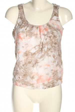 Vero Moda Blouse topje abstract patroon casual uitstraling
